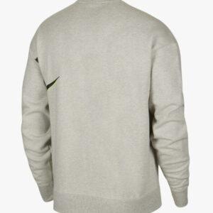 Nike x Kim Jones Fleece Crewneck Grey 2