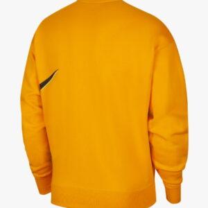 Nike x Kim Jones Fleece Crewneck Orange 2