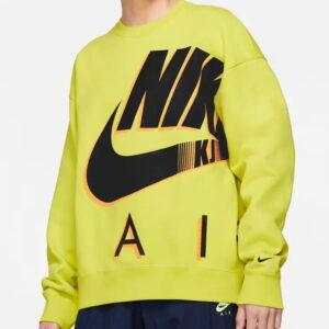 Nike x Kim Jones Fleece Crewneck Volt 2