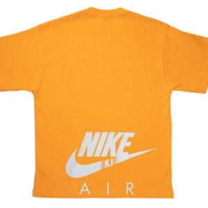 Nike x Kim Jones Short Sleeved Tee Orange 2