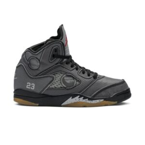 Off White x Air Jordan 5 Retro SP PS Muslin