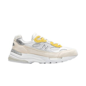 Paperboy Paris x New Balance 992 Made in USA Fried Egg