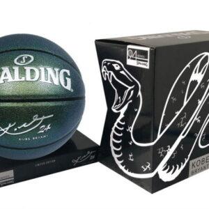 Spalding x Kobe Bryant 94 Series Basketball Green Pearl 2