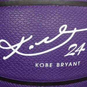 Spalding x Kobe Bryant 94 Series Limited Edition Basketball Purple 2
