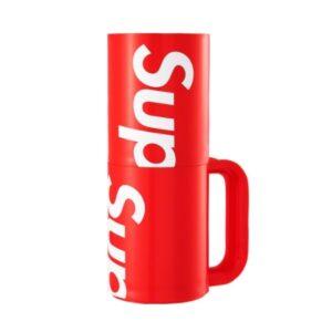 Supreme Heller Mugs Set of 2 Red 2