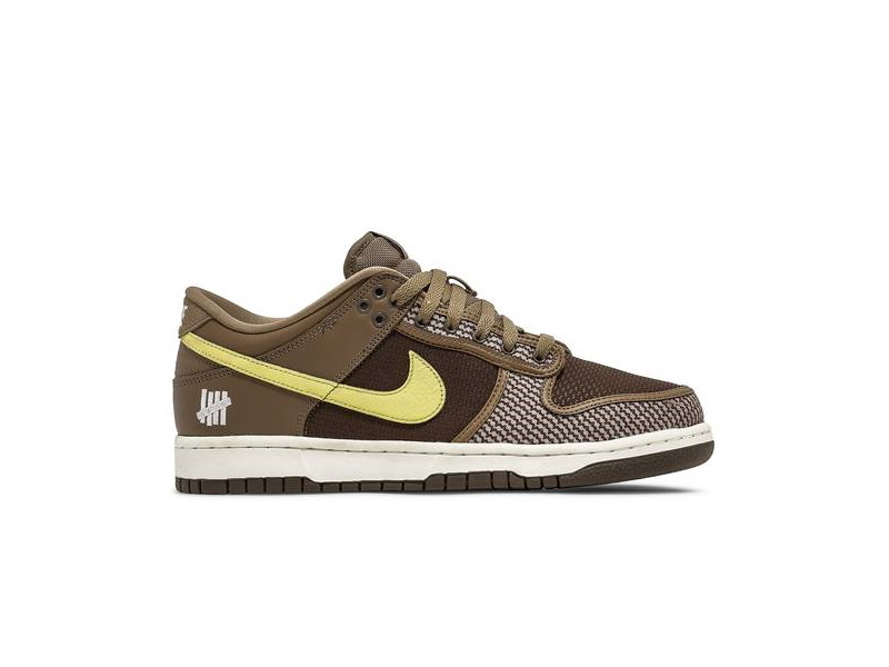 Undefeated x Nike Dunk Low SP Canteen 1