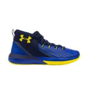 Under Armour Lockdown 3 GS Royal Taxi