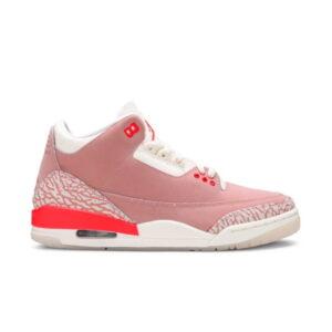 Wmns Air Jordan 3 Retro Rust Pink