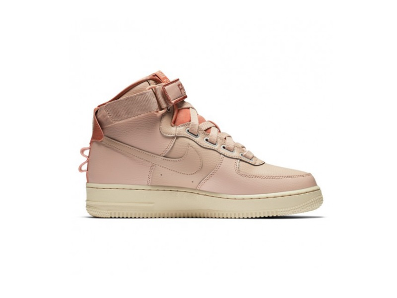 Wmns Nike Air Force 1 High Utility Particle Beige