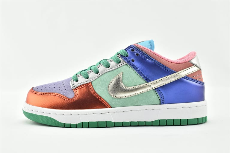 Wmns Nike Dunk Low Sunset Pulse 1