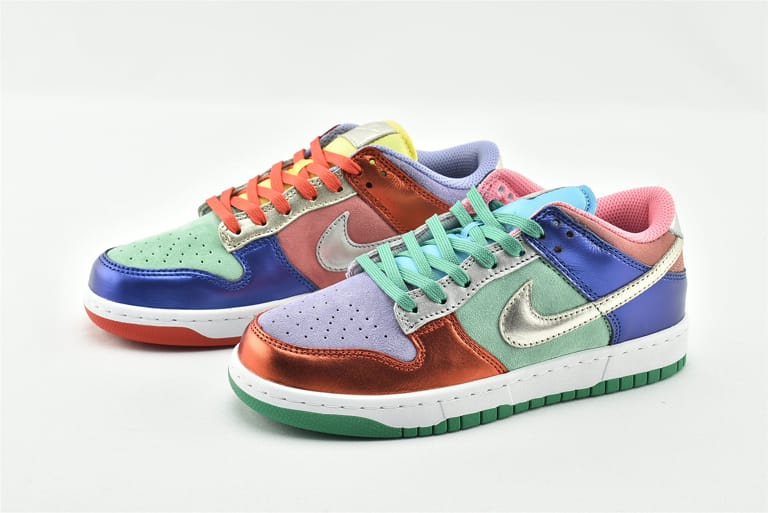 Wmns Nike Dunk Low Sunset Pulse 10