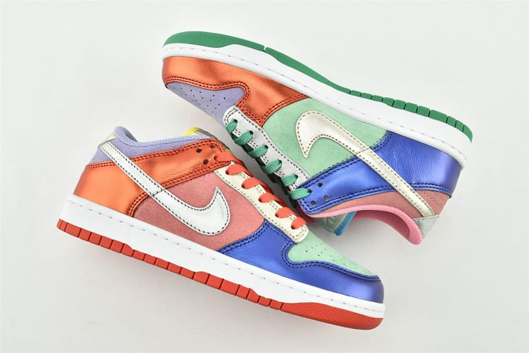 Wmns Nike Dunk Low Sunset Pulse 4