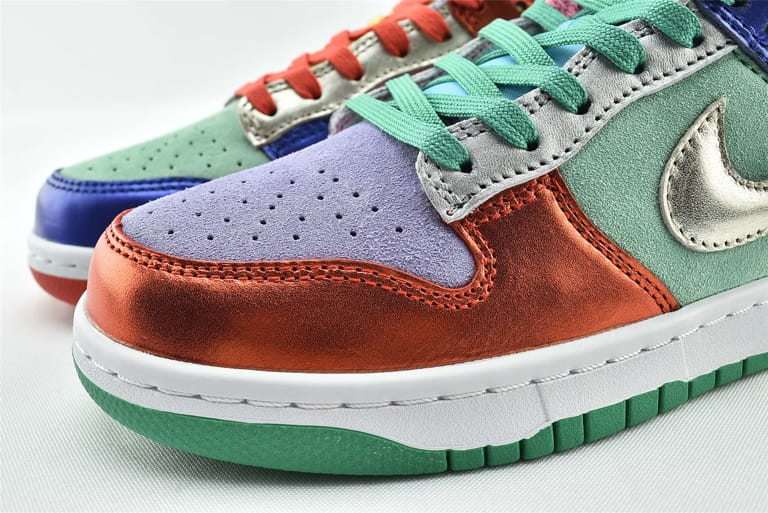 Wmns Nike Dunk Low Sunset Pulse 5