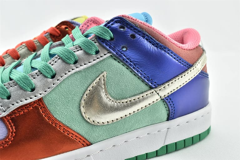 Wmns Nike Dunk Low Sunset Pulse 6