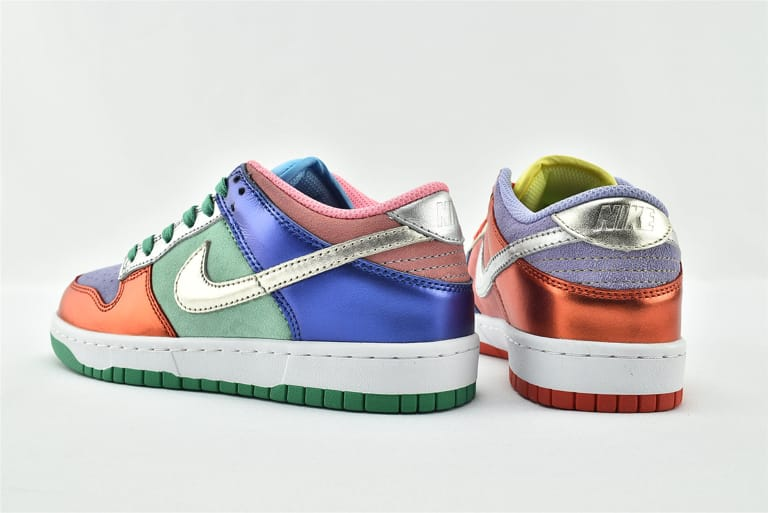 Wmns Nike Dunk Low Sunset Pulse 8