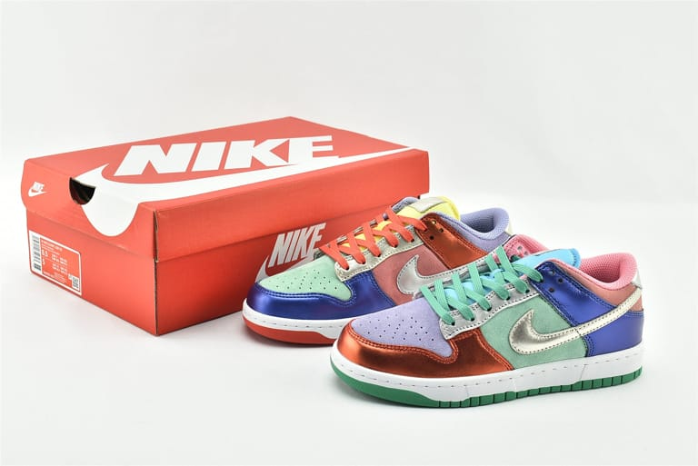 Wmns Nike Dunk Low Sunset Pulse 9
