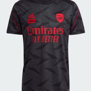 adidas x Arsenal FC x 424 Jersey Black 1