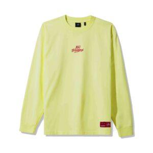 100 Thieves Enter Infinity LS T shirt Lemonade