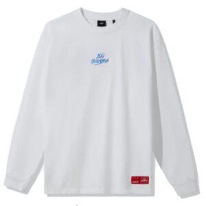 100 Thieves Enter Infinity LS T shirt White 2