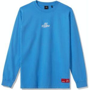 100 Thieves Infinite LS T shirt Sky