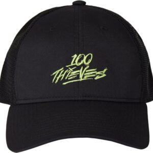 100 Thieves Infinite Mesh Hat Lemonade