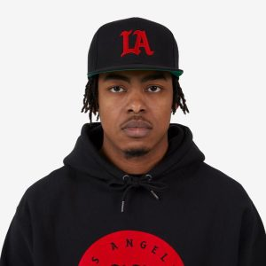 100 Thieves LA Thieves Signature Hat Black 1