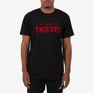 100 Thieves LA Thieves Signature SS Tee Black 1