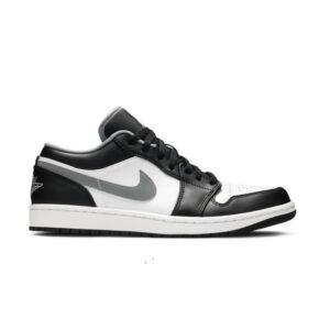 Air Jordan 1 Low Black Medium Grey