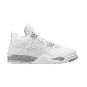 Air Jordan 4 Retro PS White Oreo