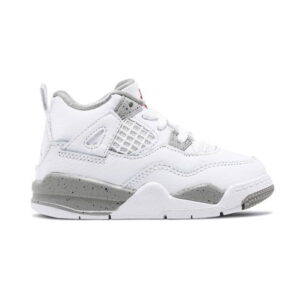 Air Jordan 4 Retro TD White Oreo