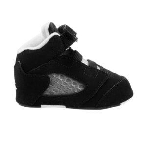 Air Jordan 5 Retro Infant Black Cool Grey White