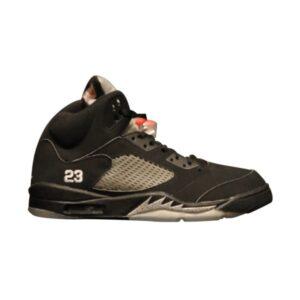 Air Jordan 5 Retro PS Black Metallic Silver