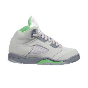 Air Jordan 5 Retro PS Green Bean Flint Grey