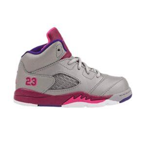 Air Jordan 5 Retro TD Pink Floral