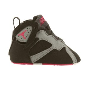 Air Jordan 7 Retro TD Gift Pack Black Sport Fuchsia