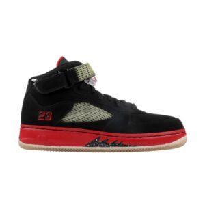 Air Jordan Fusion 5 GS Black