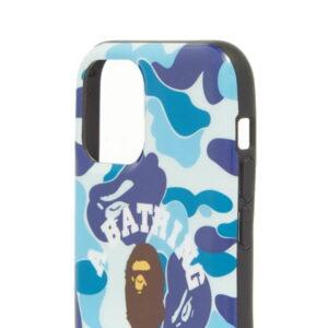 BAPE ABC Camo College iPhone 11 Pro Case Blue 2