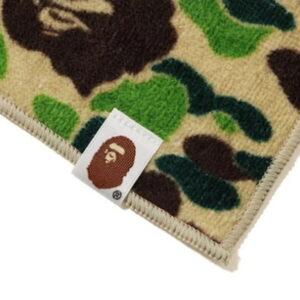 BAPE ABC Sport Towel Green 2