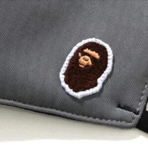 BAPE Ape Head Mask Gray 2