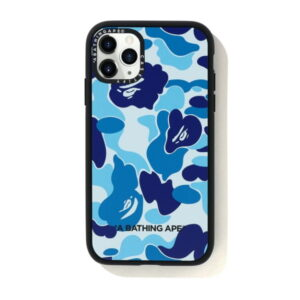 BAPE Casetify ABC Camo iPhone11 Pro Case Blue 1