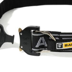 BAPE Logo Belt Black 2