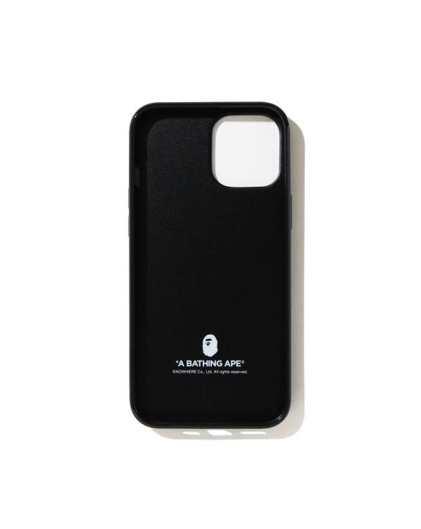 BAPE Multi Camo iPhone 12 12 Pro Case Black22