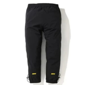 BAPE Reflective Shark 2Layer Pants Black 2