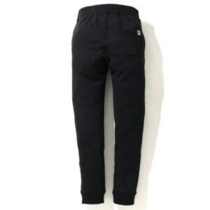 BAPE Shark Slim Sweatpants Black 2