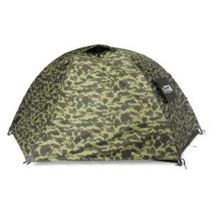 BAPE x Helinox Alpine Dome Green Camo 2