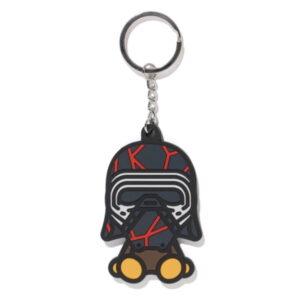 BAPE x Star Wars Kylo Ren Mask Keychain Black 1