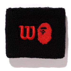 BAPE x Wilson Headband Black 2