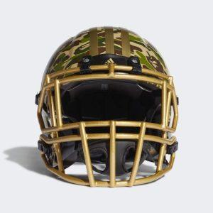 BAPE x adidas Riddell Helmet Green 2