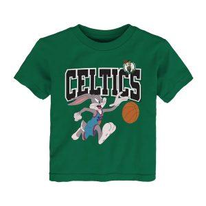 Boston Celtics Big Time T Shirt Toddler 1