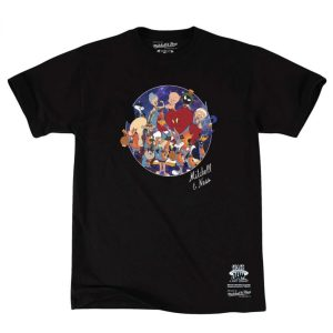 Mitchell Ness Tune Squad Gang Space Jam T Shirt 1